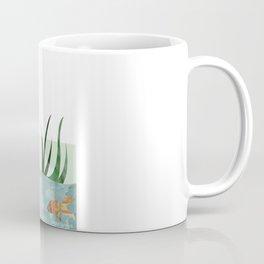 Fishpond Coffee Mug