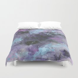 Storms and Stars Duvet Cover