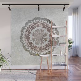 Shared love mandala Wall Mural