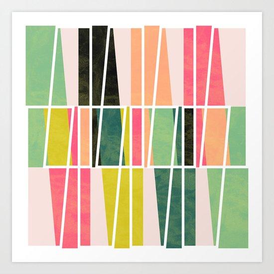 Fill & Stroke IV Art Print