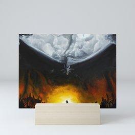 Friend or Foe Mini Art Print