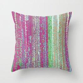 Beads 2 Throw Pillow