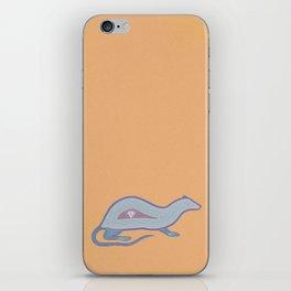 Diamond Rat iPhone Skin