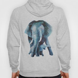 Wild Loved and Protected Elephants Hoody