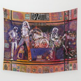 Rock and Roll Wall Tapestry