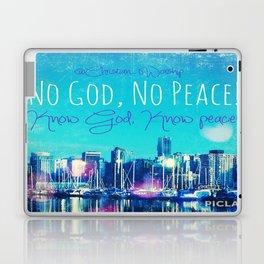 Know God Laptop & iPad Skin