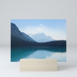 Afternoon on Emerald Lake Mini Art Print