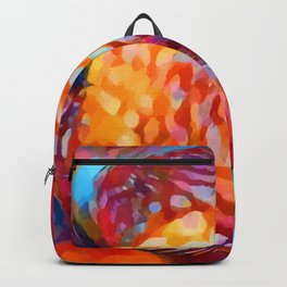 Discus Fish Backpack
