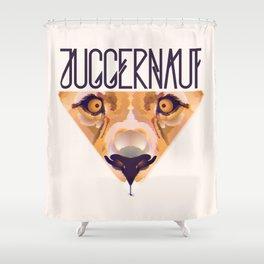 Juggernaut Shower Curtain