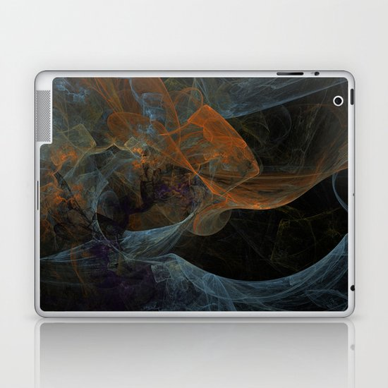 Color Abstraction Laptop & iPad Skin