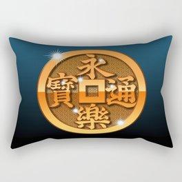 Metal Eiraku-sen Rectangular Pillow