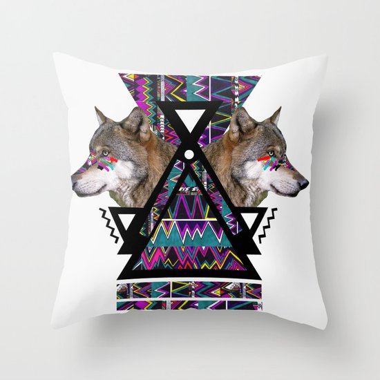 ADAHY  Throw Pillow
