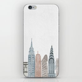 New York State of Mind iPhone Skin