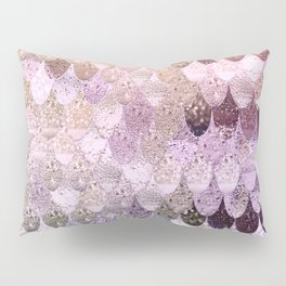 SUMMER MERMAID MOONSHINE GOLD Pillow Sham