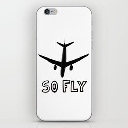 SO FLY iPhone Skin