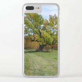 John A. Hutter Memorial Park Clear iPhone Case