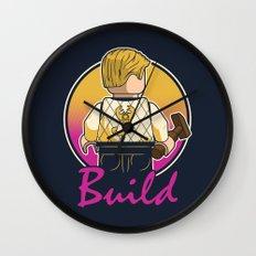 A Real Mini Hero Wall Clock