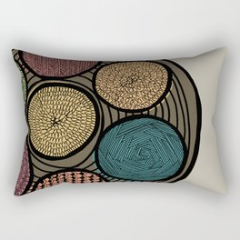 Spice Tin Rectangular Pillow