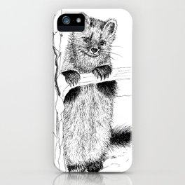 Baby Marteen iPhone Case
