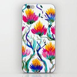 Lotus iPhone Skin