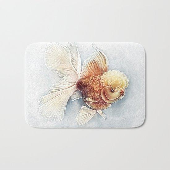 Oranda Goldfish Bath Mat