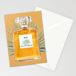 strong perfume Stationery Cards