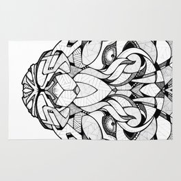 Leopard - Drawing Rug