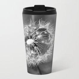 Dandelion & Autumn Metal Travel Mug