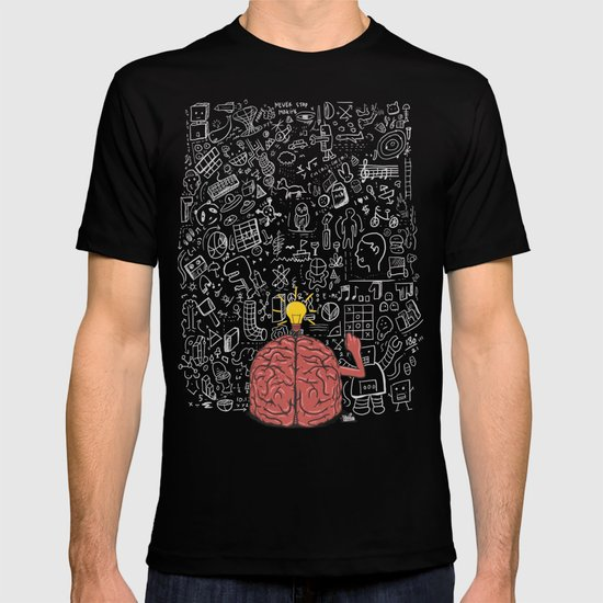 My Brain Won't Stop T-shirt
