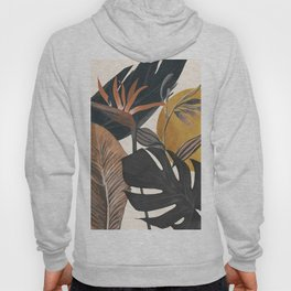 Abstract Tropical Art III Hoody