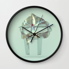 The MF DOOM Series - Platinum Wall Clock