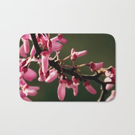 Cercis canadensis 'Forest Pansy' Bath Mat
