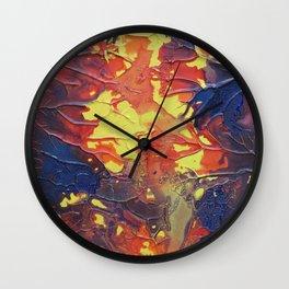 Abstract12 Wall Clock