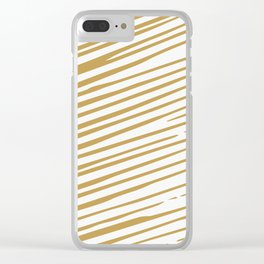 Sleet Clear iPhone Case