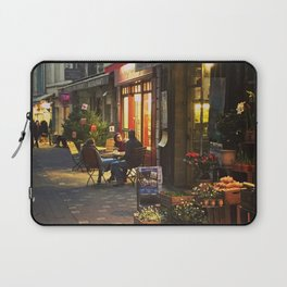 Evening in Provence Village Laptop Sleeve