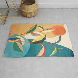 Colorful Branching Out 16 Rug