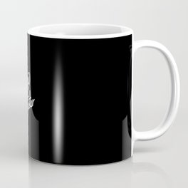 Hey Sister   [black & white] Coffee Mug