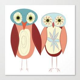 Owl Always Love You Canvas Print