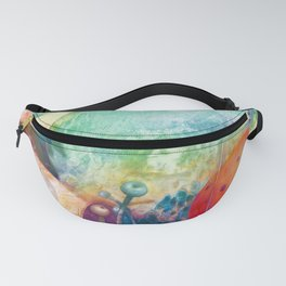 The faeries illustration Fanny Pack