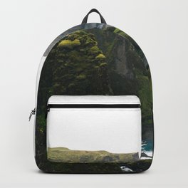Iceland Green Nature Backpack