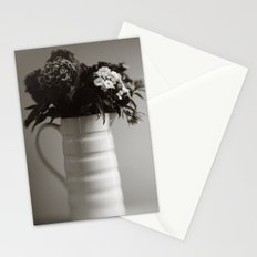 Jug of Flowers Stationery Cards
