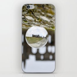 Whitby abbey iPhone Skin