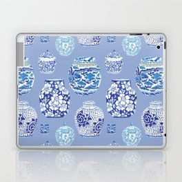 Chinoiserie Ginger Jar Collection No.6 Laptop & iPad Skin