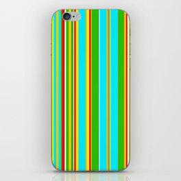 Stripes-004 iPhone Skin