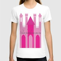 fairytale T-shirts featuring fairytale by Danielle J Design