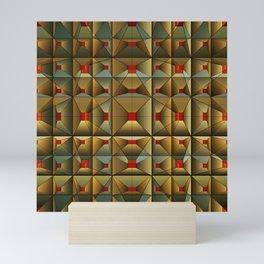 Gold Standard, 2500z Mini Art Print