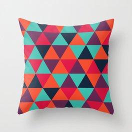 Crystal Smoothie Throw Pillow