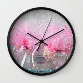Wedding Decoration Wall Clock