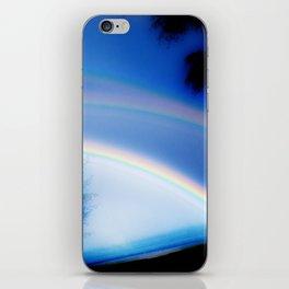 .heat. iPhone Skin