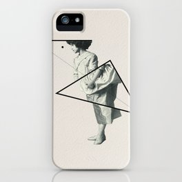 Geometric 3 iPhone Case